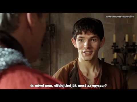 Merlin S01E07 Favourite Scenes - If This...