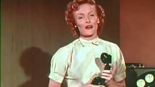 Dialing Tips (1950 instructional film on rotary phone use)