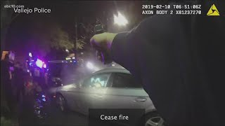 Vallejo police officer fired for violating policies