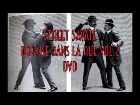 Street Savate - Defense Dans La Rue Vol.2 DVD