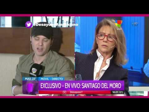 Santiago del Moro confesó que fue tentado desde la política