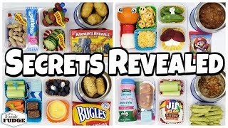 Lunch Secrets REVEALED 😱 Answering YOUR Questions - PART 1