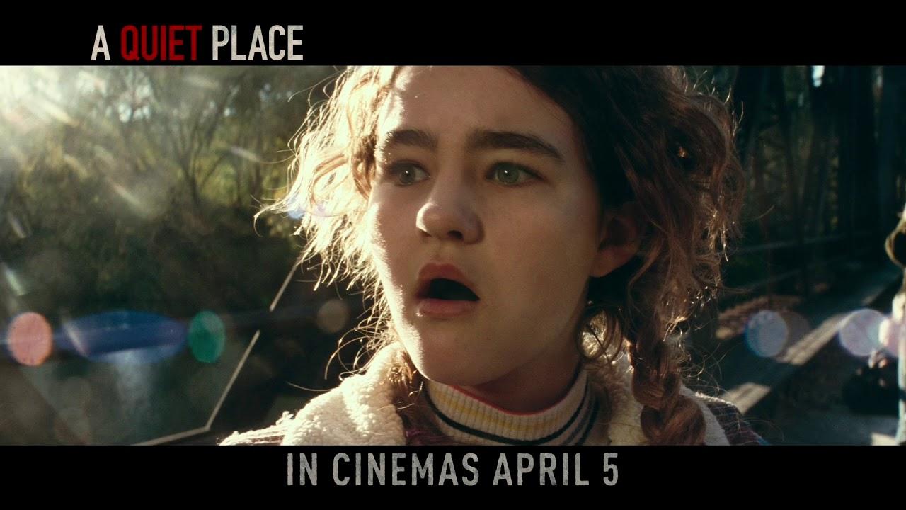 Download A Quiet Place | Trailer C | In cinemas April 5
