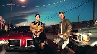 Смотреть клип Carlos Baute & Chyno Miranda - Vamo' A La Calle Rmx