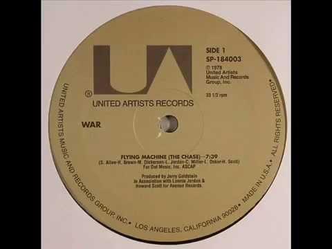 War - Flying Machine [1978].mkv