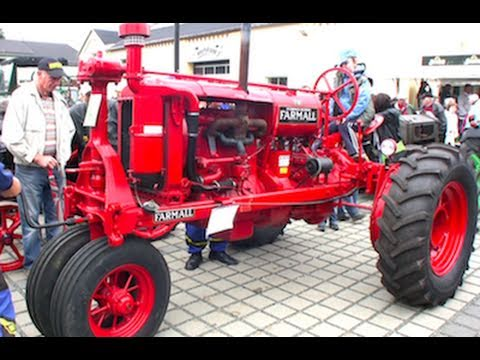 traktor mccormick farmall old tractor youtube. Black Bedroom Furniture Sets. Home Design Ideas