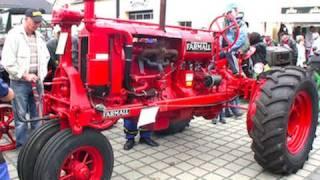 Traktor: McCormick Farmall - old Tractor
