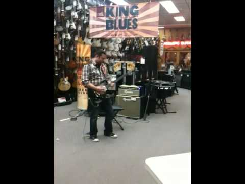 Download Sam Damage - Guitar Center- King of the Blues 2010 Finalist- Seattle Store