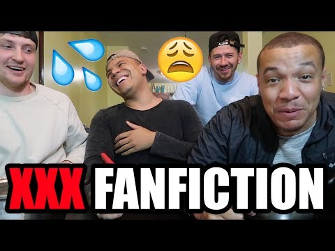 REENACTING DIRTY FANFICTION!! (TRY NOT TO LAUGH CHALLENGE)