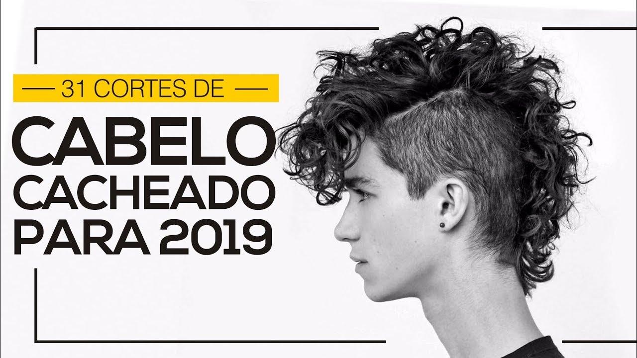 31 Cortes Masculinos Para Cabelos Cacheados E Ondulados Para 2019