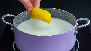 Вкуснее Наполеона Нежный торт с заварным кремом и тонким ароматом лимона