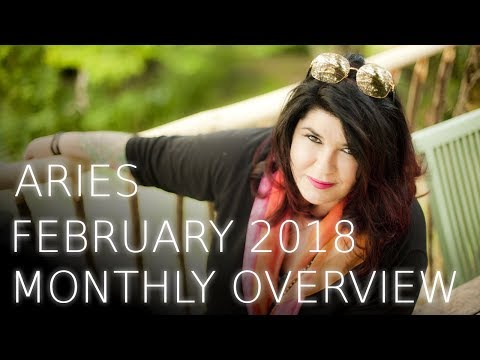 Aries Monthly  Astrology Forecast February 2018