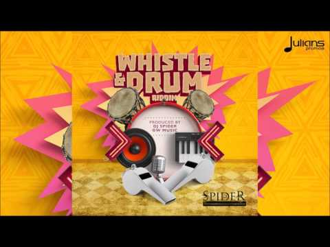 Marzville - Gas It Up (Whistle & Drums Riddim)
