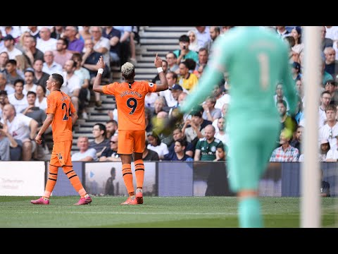 Spurs 0-1 Newcastle United: Brief Highlights