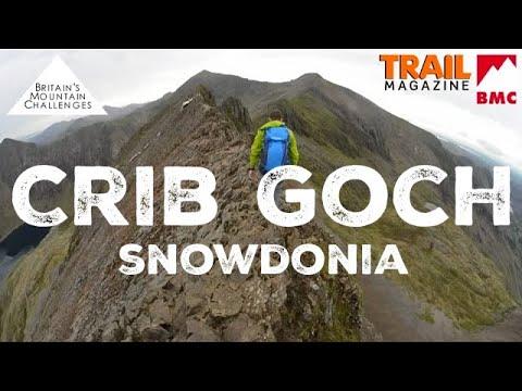 Britain's Mountain Challenges: Crib Goch