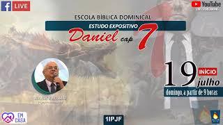((( CULTO ONLINE - DOMINGO MANHÃ - 19/07/2020 )))