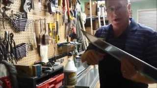 Preparing galvanized metal for paint 2015