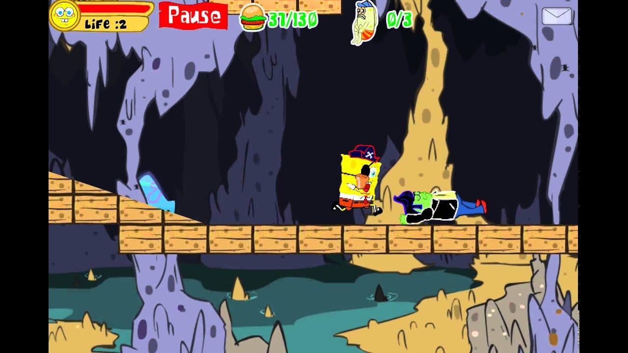 Пират губка боб игра гарри поттер съемки за кадром видео
