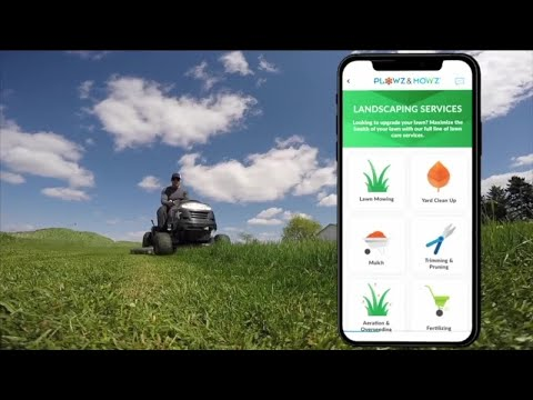 Lawn Mowing Service Offering Free Mows For Frontline Workers