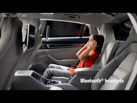 Porsche PANAMERA 2021 – Full Size Luxury Sedan