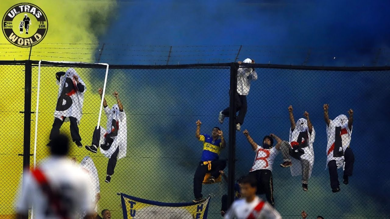 Boca Juniors: Ultras World In Buenos Aires