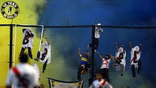 Ultras World in Buenos Aires - Boca Juniors vs River Plate (30.03.2014)