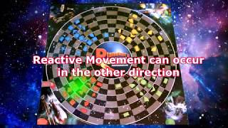 Reactive Movement Planetary Strike