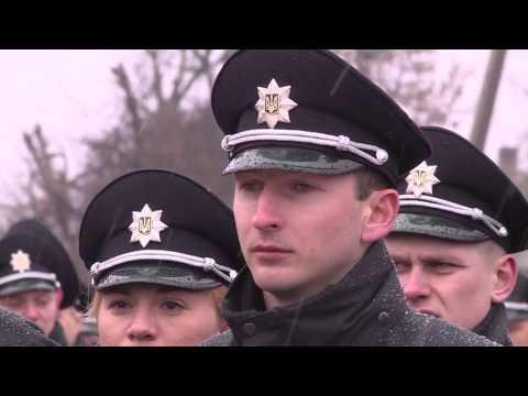 Патрульні поліцейські Борисп...