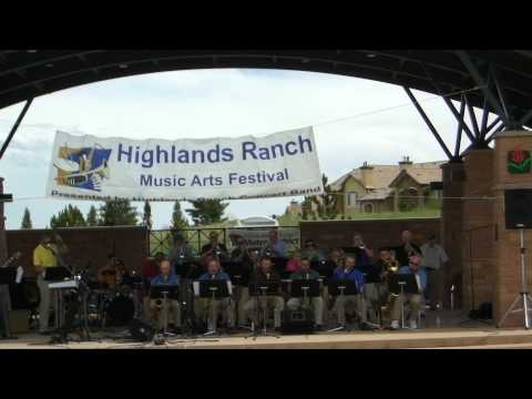 "MHWM performs ""Just a Gigalo"" at the 2013 Highlands Ranch Music Arts Festival"