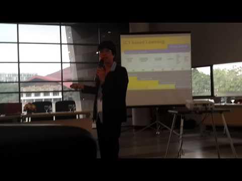 konsep e learning Indonesia di UI part 1