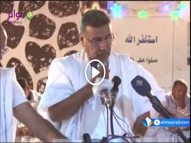 تغطية قناة المرابطون للقاء قادة حزب التكتل مع المدونين والصحفيين