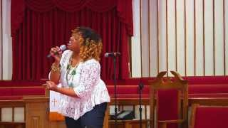 "Kierra Sheard ""You Are"""
