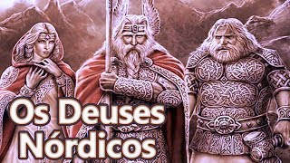 Video Os Principais Deuses Nórdicos - Mitologia Nórdica - Foca na História download MP3, 3GP, MP4, WEBM, AVI, FLV November 2018