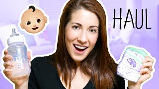 My First Baby Item Haul - NOT What I Was Expecting!!