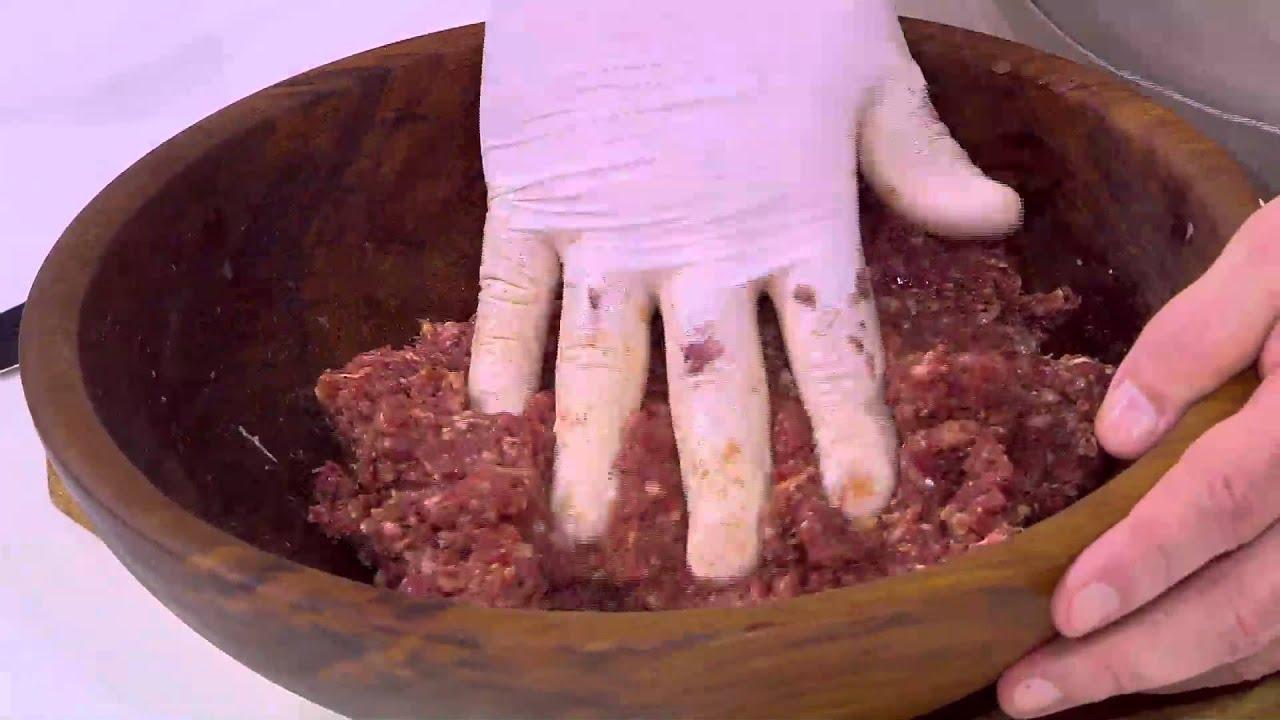 حواوشي السجق البقري البلدي - سجق بالكاري والعدس : طبخة ونص حلقة كاملة