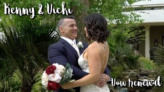 Kenny + Vicki - Vow Renewal