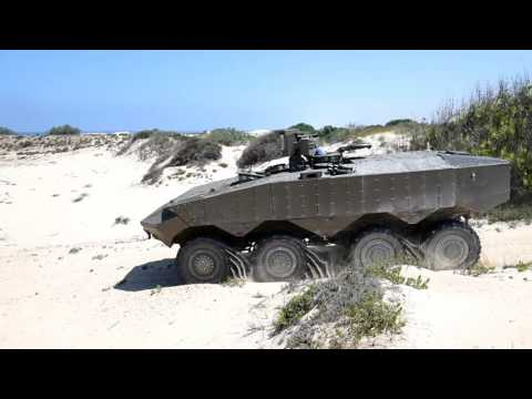 Defense Ministry unveils newest IDF personnel carriers