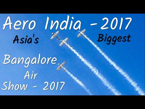 Air Show 2017 Bangalore l Bangalore Air Show