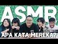 ASMR (Autonomous Sensory Meridian Response) ft. Samsolese & Reza Chandika