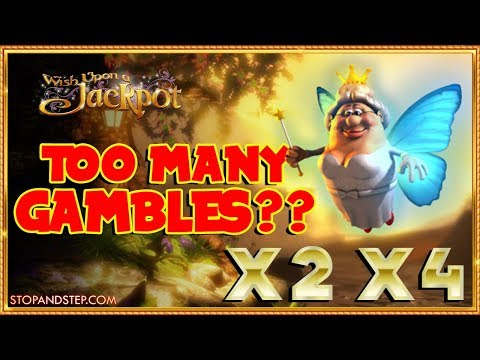 😱 Too Many GAMBLES?? Wish Upon A Jackpot 🎰🎆🐝