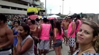 Carnaval de Cabo Frio - Rio de Janeiro, RJ - Carnaval 2011 en Cabo Frío en Playa do Forte - Parte 1