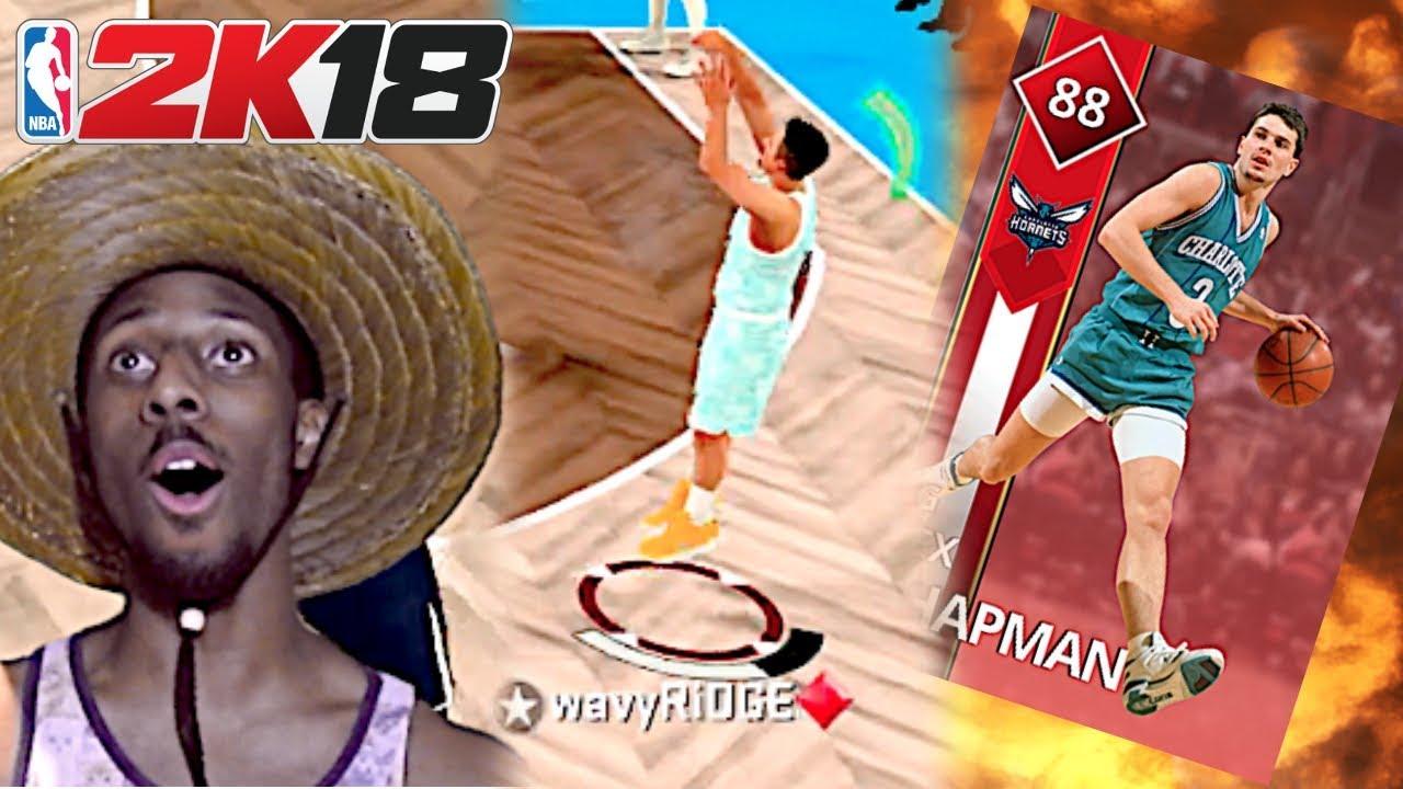 NBA 2K18 MyTeam Ruby Rex Chapman Gameplay