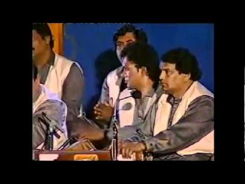 Nusrat Fateh Ali Khan - Bhave Tu Jaan Na Jaan Ve