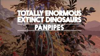 Totally Enormous Extinct Dinosaurs - Panpipes