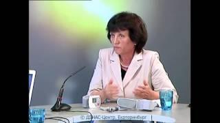 Врач И.Г. Минцева о ДЭНС-терапии в ТВ-передаче