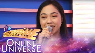 Marianne Osabel shares her opportunities after Tawag ng Tanghalan | Showtime Online Universe