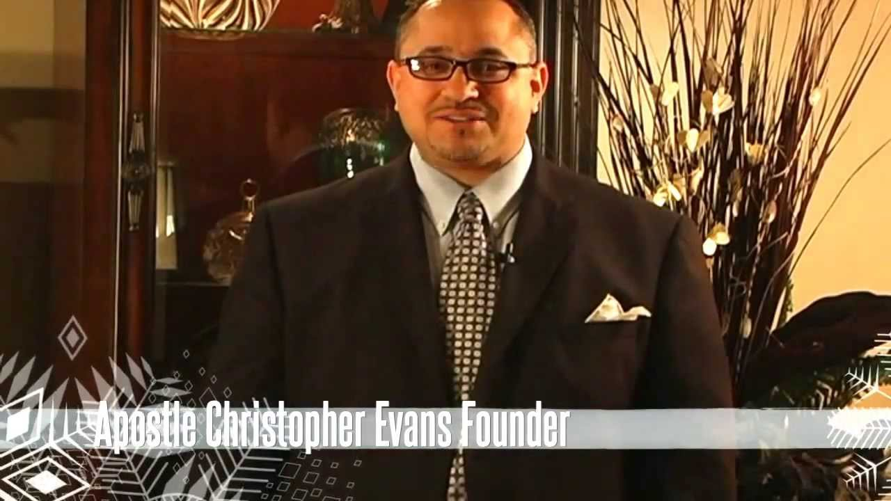 Apostle Evans Founder Holiday Commercial