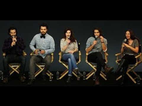 The Musketeers Cast Interview with Luke Pasqualino, Santiago Cabrera, Howard Charles, Maim