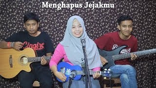 Peterpan - Menghapus Jejakmu Cover by Ferachocolatos ft. Gilang & Bala