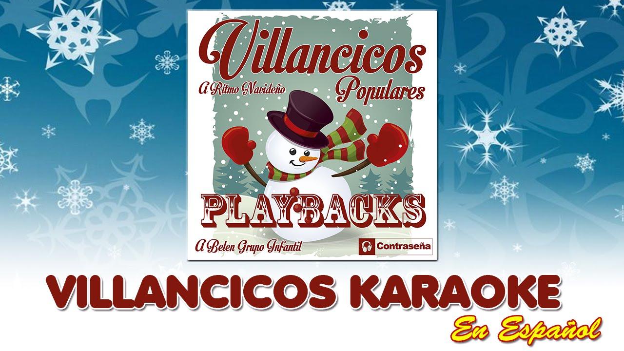 Karaoke Villancicos Instrumentales Canciones de Navidad